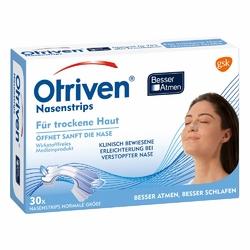 Otriven Besser Atmen paski na nos normalne, przeźroczyste