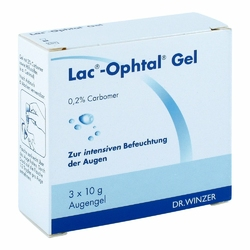 Lac Ophtal Gel
