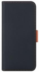 Holdit Etui walletcase iPhone 6 6S 7 Plus granatowepomarańczowe