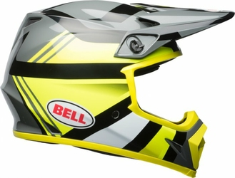 BELL MARAUDER HI VIZ YELLOWBLACK Kask Off - road