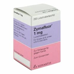 Zymafluor 1 mg tabletki do ssania