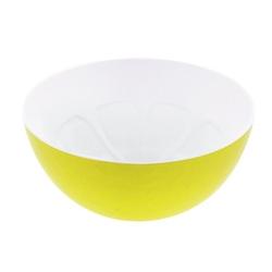 Dwukolorowa miska żółto-biała 12 cm Zak Designs