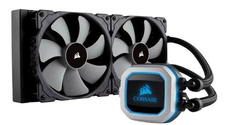 Corsair Hydro Series H115i Pro RGB 2x140mm RGB Liquid CPU Cooler