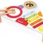 STOLIK MUZYCZNY zestaw instrumentów Confetti