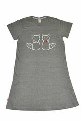 Muzzy Koty 8036 koszula nocna