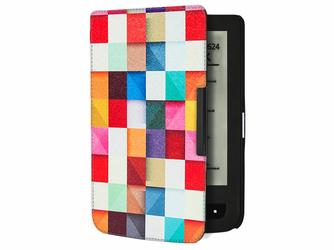 Etui do Pocketbook 624614626 Touch Lux 2 i 3 Wzory geometryczne - Wzory geometryczne