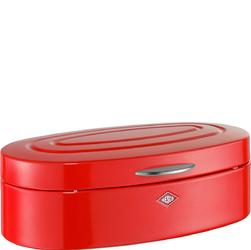 Chlebak owalny czerwony duży Elly Wesco 236201-02