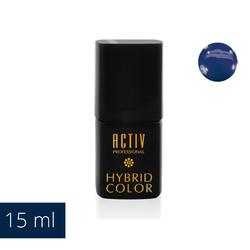 LAKIER HYBRYD UV LED 15 NAVY BLUE GRANATOWY 15ml