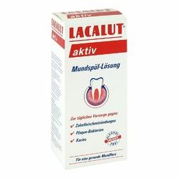 Lacalut aktiv płyn do płukania jamy ustnej