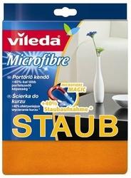 Vileda, Staub, ściereczka do kurzu z mikrofibry, 1 sztuka