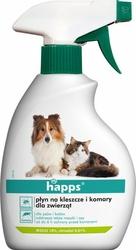 Happs, płyn na kleszcze i komary dla zwierząt, 200ml