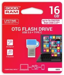 GOODRAM pendrive ODD 16GB 3510 MBs USB3.0 Blue