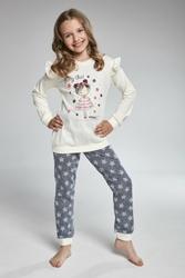 Cornette 04090 Pretty girl ecri piżama dziewczęca