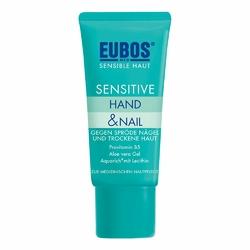 Eubos Sensitive Hand  Nail krem do dłoni i paznokci