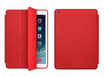 Etui Smart Case do iPad air 2 czerwone - Czerwony