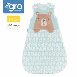 Śpiworek Grobag Bennie the Bear 2,5 tog, GRO Company