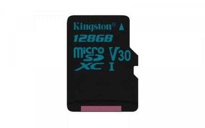 Kingston microSD  128GB Canvas Go 9045MBs UHS-I V30
