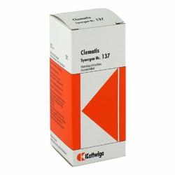 Synergon 137 Clematis Tropfen