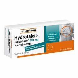 Hydrotalcit ratiopharm 500 mg Kautabl.