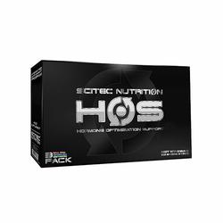 Scitec HOS 3 Pack DAA Pro Diabolica Eztrodim Mocny Booster Testosteronu