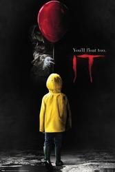 IT Georgie - plakat filmowy