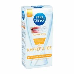 Perlweiss Kaffee  Tee Zahnweiss