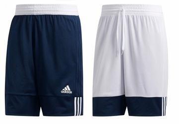 Spodenki dwustronne koszykarskie Adidas 3G Speed - DY6602