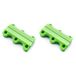 Magnetyczne sznurówki Clicks.life - Toxic Green - Toxic Green