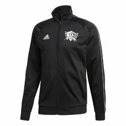 Bluza Adidas Core 18 PES JKT Football Club Logo II - CE9053 - Club Logo II