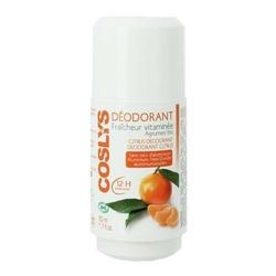 Coslys, Cytrusowy dezodorant Witaminowa Świeżość