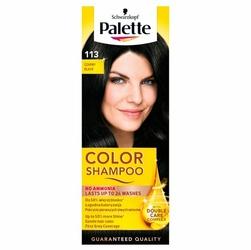 Palette Color Shampoo, koloryzujący szampon, 113 czerń