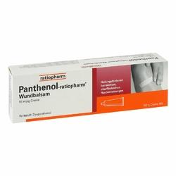 Panthenol Ratiopharm balsam na rany