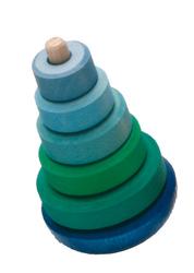 Mała niebieska wieża, 1+, Grimms