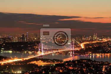 Fototapeta Bosphorus Bridge