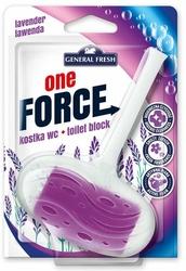 General Fresh 4w1, Lawenda zawieszka do toalety, 40g