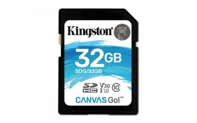 Kingston SD 32GB Canvas Go 9045MBs CL10 U3 V30
