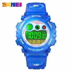 Zegarek dziecięcy SKMEI 1451 elektroniczny navy - BLUE