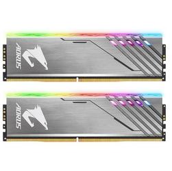 Gigabyte Pamięć AORUS RGB Memory 16GB3200 28gb DDR4