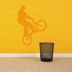 rower 10 szablon malarski