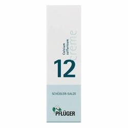 Biochemie Pflueger 12 Calcium sulfur. Creme