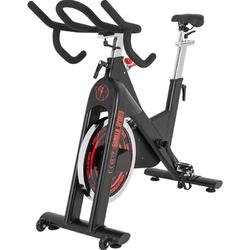 Gorilla Sports F50x100 rower spinningowy łańcuchowy treningowy