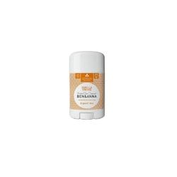 BEN and ANNA Naturalny dezodorant na bazie sody VANILLA ORCHID w sztyfcie, plastikowy, 60g