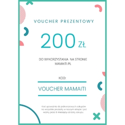 voucher prezentowy 200 zł