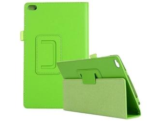 Etui stojak do lenovo tab 4 8 8.0 tb-8504 zielone - zielony