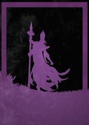 League of legends - karthus.jpg - plakat wymiar do wyboru: 29,7x42 cm