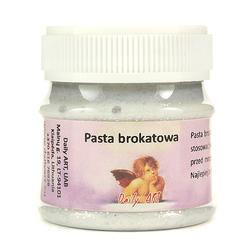 Pasta brokatowa 50 ml Daily Art - srebrny jaskrawy - SRJA