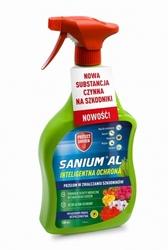 Sanium al – zwalcza szkodniki roślin – 1 l protect garden