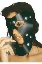 Maska sadomaso z klapkami