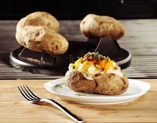 Podstawka do pieczenia ziemniaków nordic ware 36534