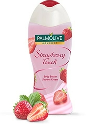 Palmolive, gourmet truskawka, żel pod prysznic, 500ml